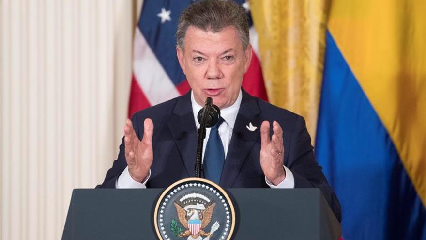 Santos dice que el fallo de la Corte no afecta la seguridad jurídica del acuerdo con las FARC