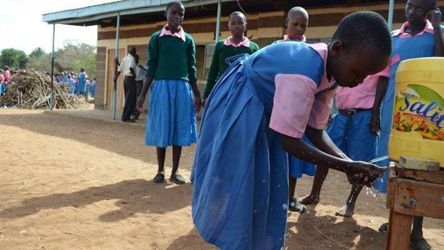Más de la mitad de los niños no va a la escuela en algunos países de África