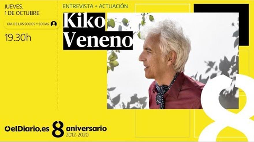 DIRECT |  Kiko Veneno talks with Ignacio Escolar