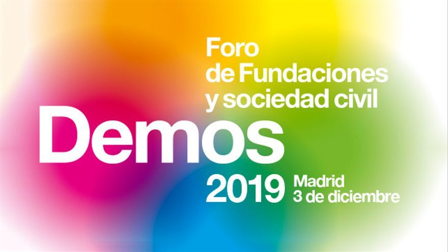 Cartel de Demos 2019.