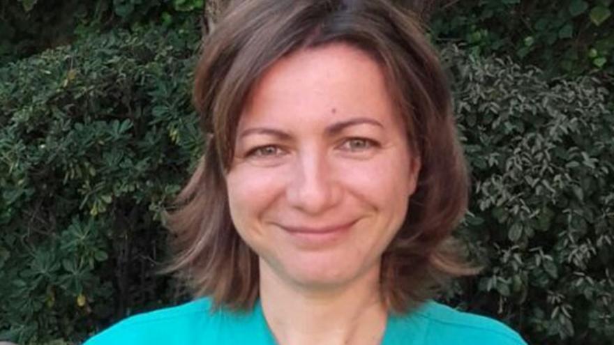 La Dra. Miriam Martínez Biarge, creadora del proyecto 'Mi pediatra vegetariano'.
