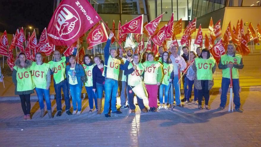 Correos huelga Extremadura