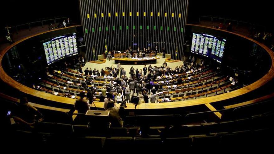El Congreso brasileño aprueba la meta de déficit fiscal equivalente al dos por ciento del PIB
