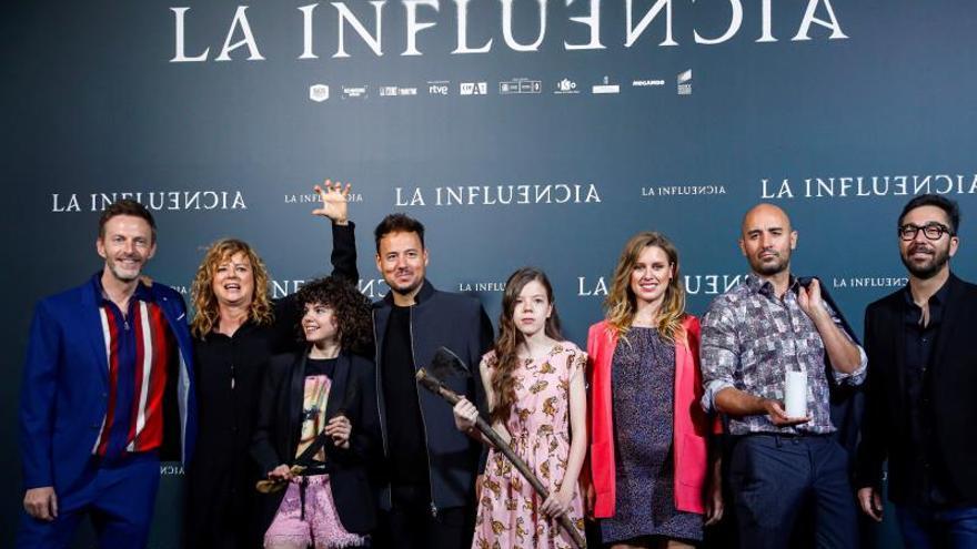 """Emma Suárez, una bruja incapaz de gestionar su dolor en """"La influencia"""""""