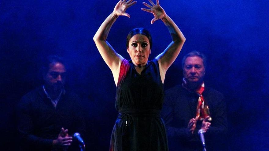 La bailaora Eva Yerbabuena abrirá el festival internacional georgiano