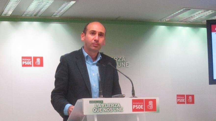 """El PSOE-A espera que PP e IU se sumen a C's y Podemos y planteen """"iniciativas concretas"""" para Andalucía"""