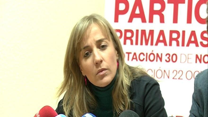 Tania Sánchez aclara que ella ha sido quien se ha puesto a disposición de la dirección regional para dar explicaciones