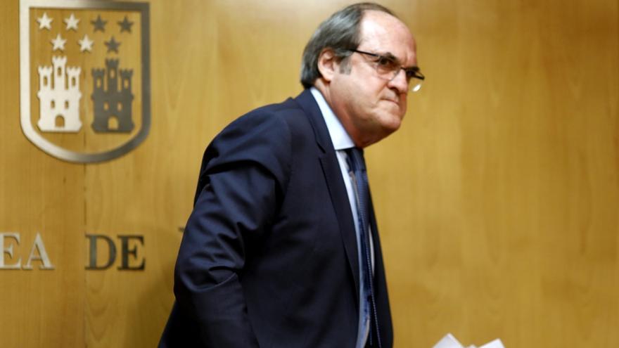 """Gabilondo dice que la prisión provisional """"debe ser excepcional y limitada"""" y pide ser comprensivos """"en todos los casos"""""""