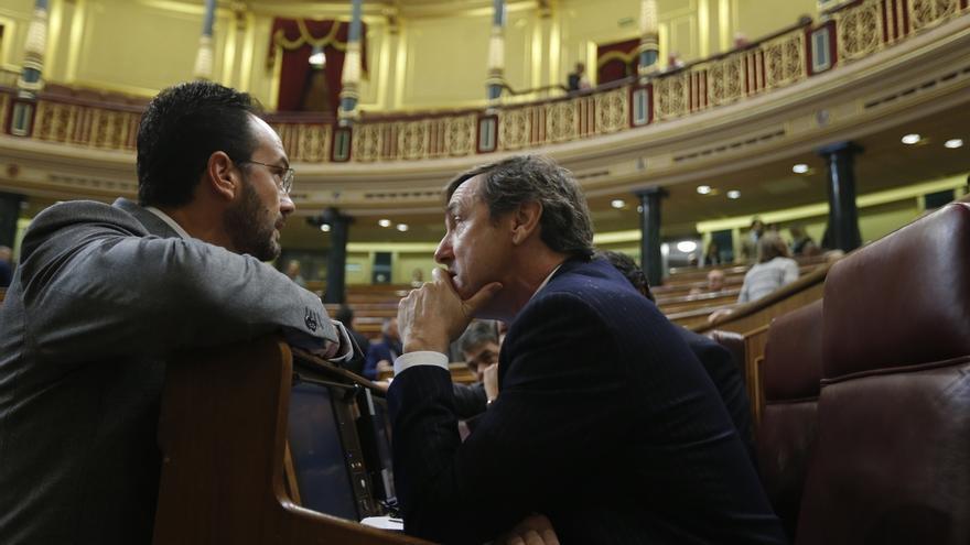 El PP y el PSOE, juntos contra la petición de Podemos para quitar el delito de enaltecimiento del terrorismo
