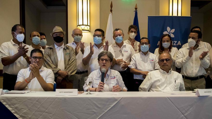 Una facción opositora buscará construir gran alianza para enfrentar a Ortega