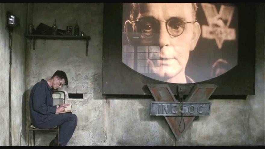 La película '1984'