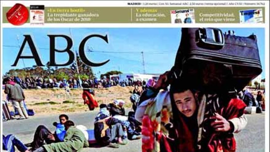 De las portadas del día (27/02/2011) #1