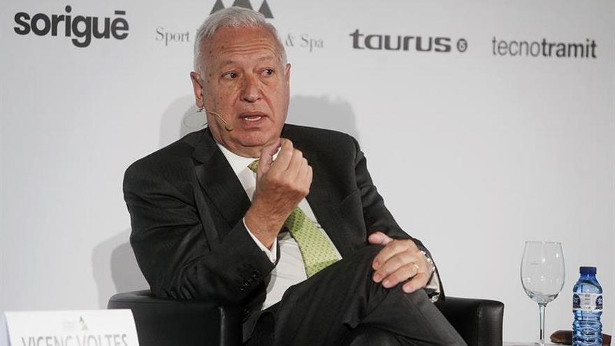 Margallo: Acuerdo de paz entre Gobierno y FARC es una noticia muy importante
