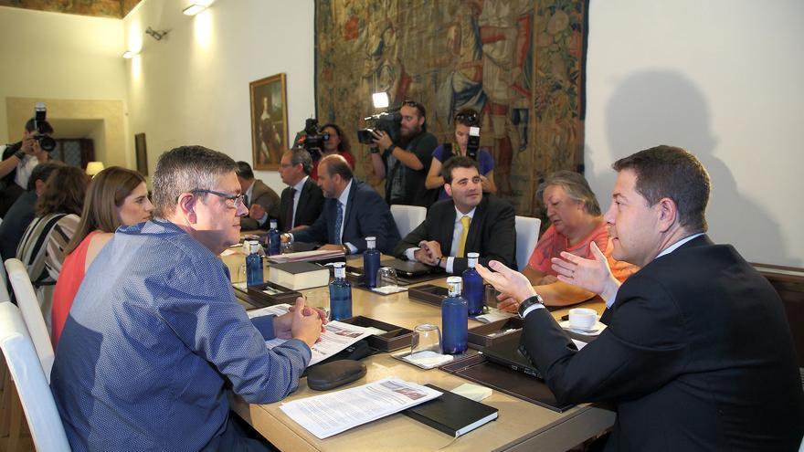 Consejo de Gobierno celebrado con la Plataforma en Defensa de la Ley de Dependencia
