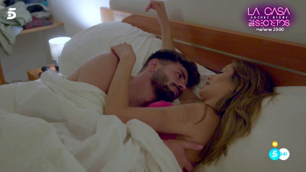 Isaac y Bela, en 'La última tentación'