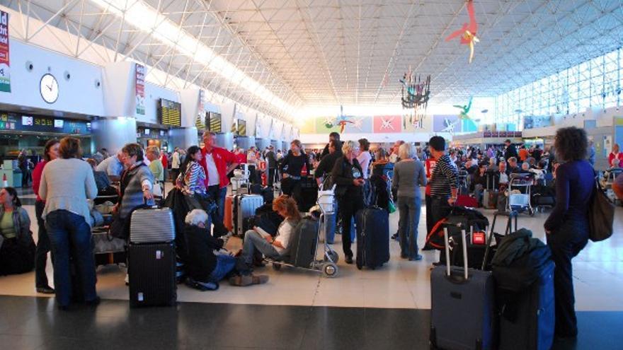 Del aeropuerto de Gran Canaria #1