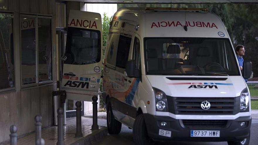 Un policía fuera de servicio evita el apuñalamiento de una mujer a otra en Málaga