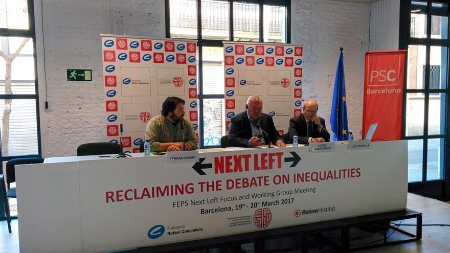 """Montilla (PSC) afirma que el socialismo """"no goza de muy buena salud"""" en Europa"""