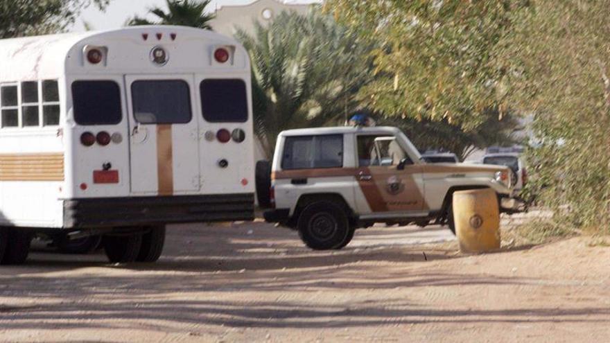Un policía saudí muerto al repeler un intento de ataque a una comisaría