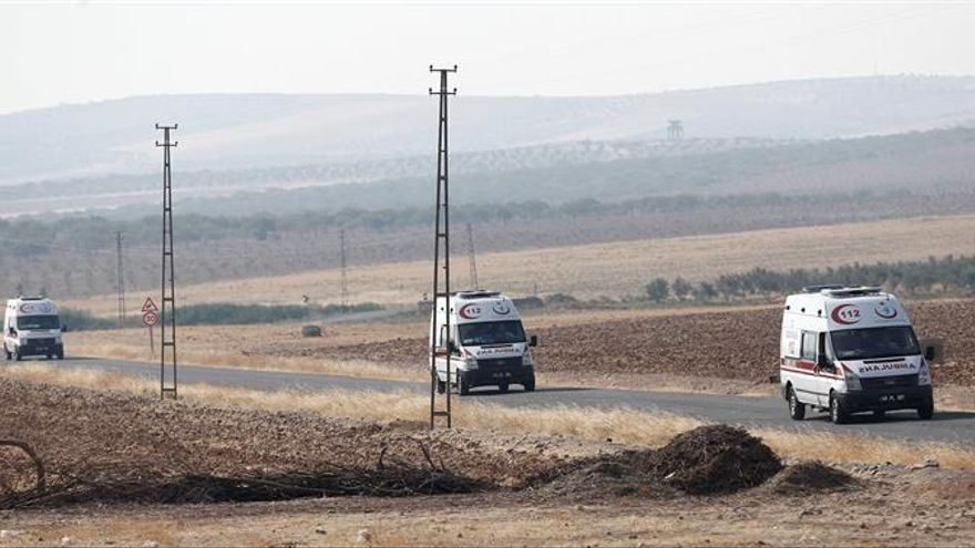 Evacuados más de 300 civiles a refugios al oeste de la capital siria Damasco