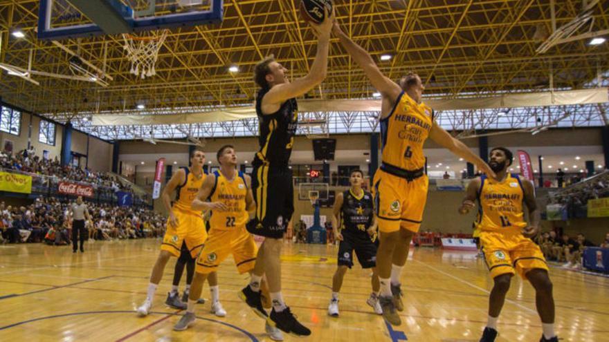 El Iberostar Tenerife busca ante el Nanterre su segunda victoria europea