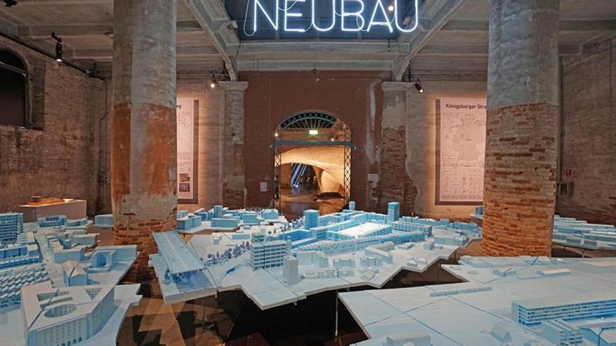 Arquitectura para mejorar la calidad de vida, el objetivo de la Bienale de Venecia
