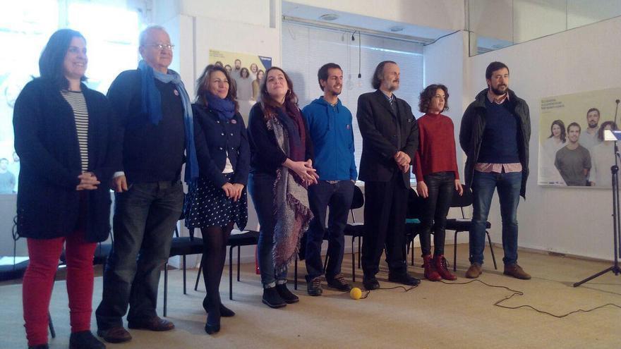 Futuros representantes de En Marea en el Congreso y el Senado