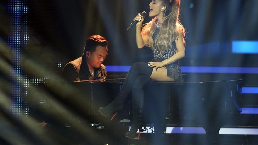 Ariana Grande regresa a EEUU tras el atentado en su concierto en Manchester