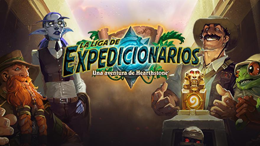 Liga de Expedicionarios Hearthstone