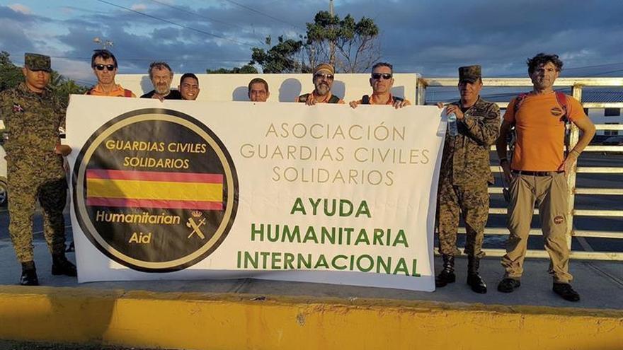 Guardias civiles culminan ayuda en lugares más olvidados de R. Dominicana