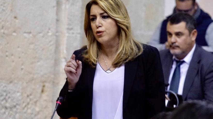 Susana Díaz preside este jueves la entrega de los Premios Andalucía de Periodismo en su XXXII edición