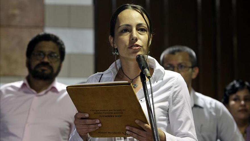 """Las FARC ven """"afortunadas coincidencias"""" con el Gobierno en la cuestión agraria"""
