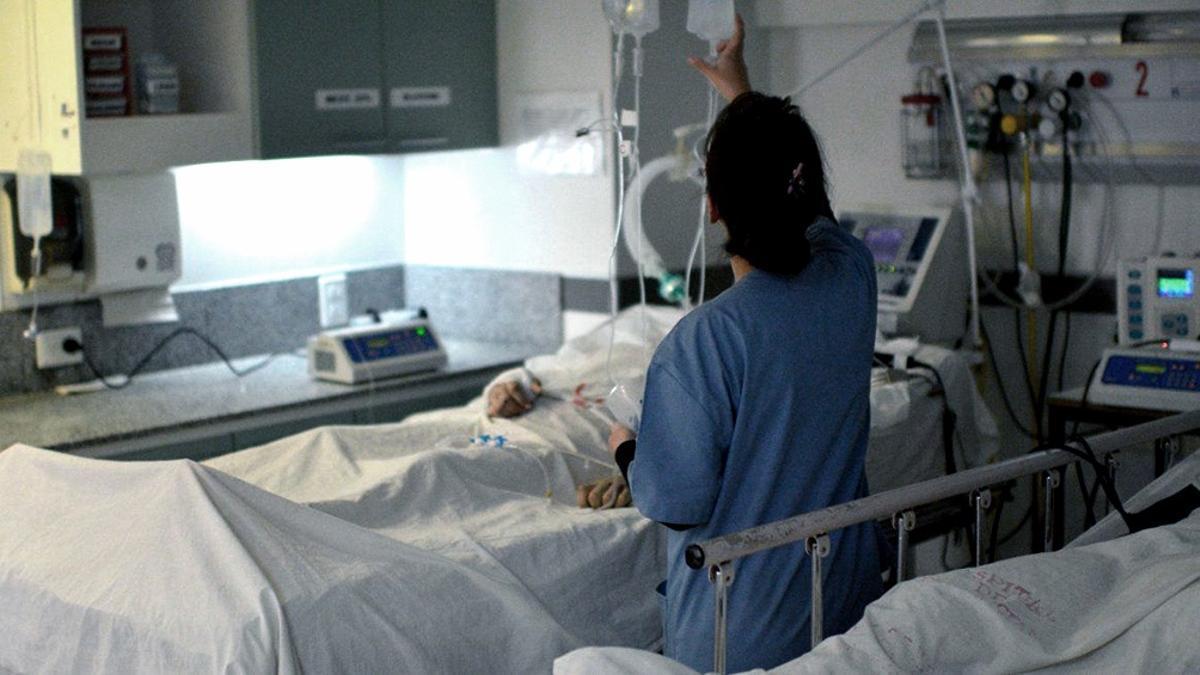 El 58% de los pacientes en UTI tienen Covid-19
