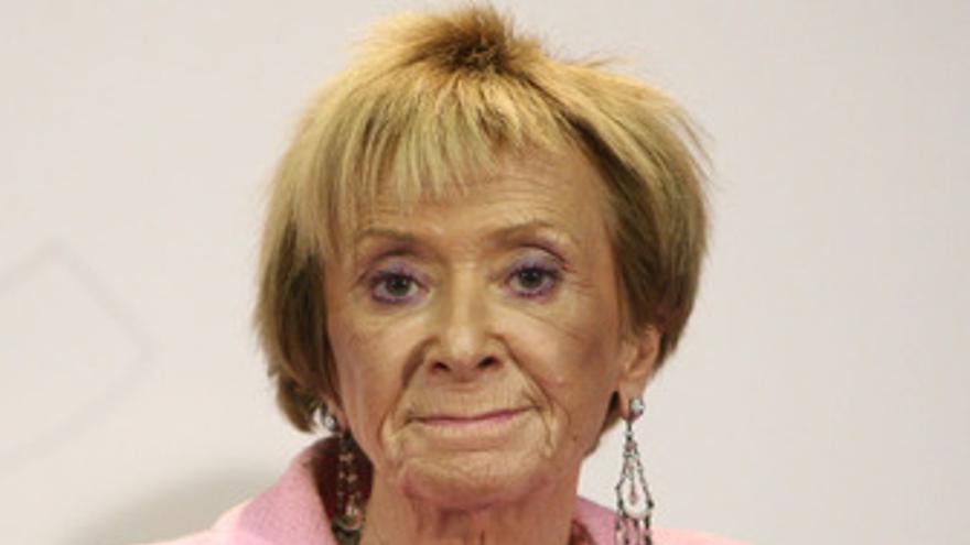 Vicepresidente del Gobierno, María Teresa Fernández de la Vega