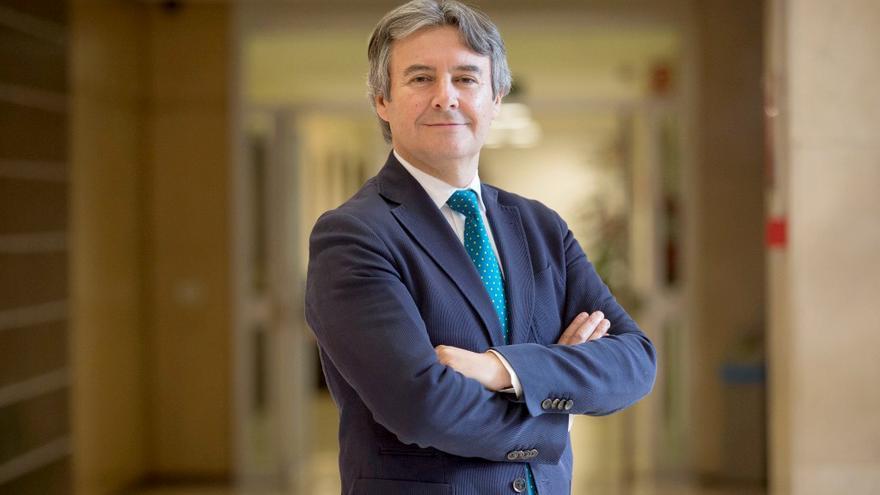 El diputado popular en el Congreso Rubén Moreno