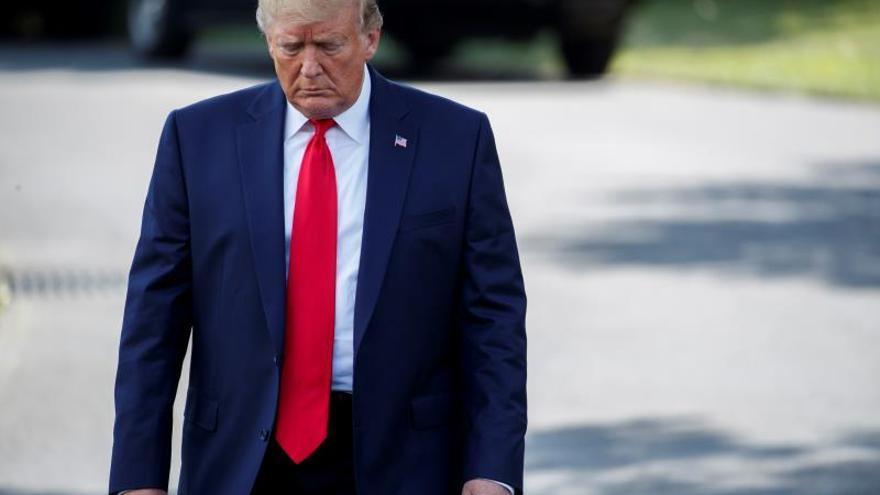 """Trump admite que considera """"un bloqueo o una cuarentena"""" para Venezuela"""