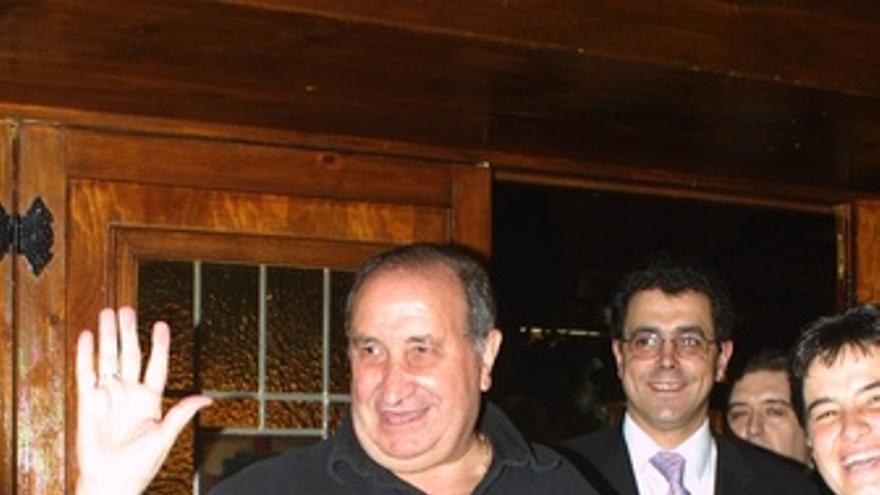 Jesús Gil Y Gil, Ex Alcalde De Marbella Y Ex Presidente Del Atlético De Madrid