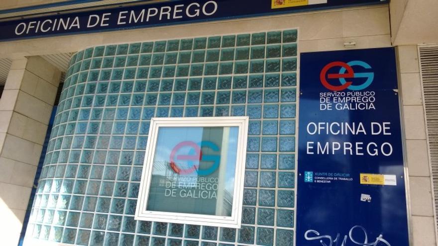 Casi la mitad de la poblaci n gallega en paro ya no cobra for Oficina virtual de empleo galicia
