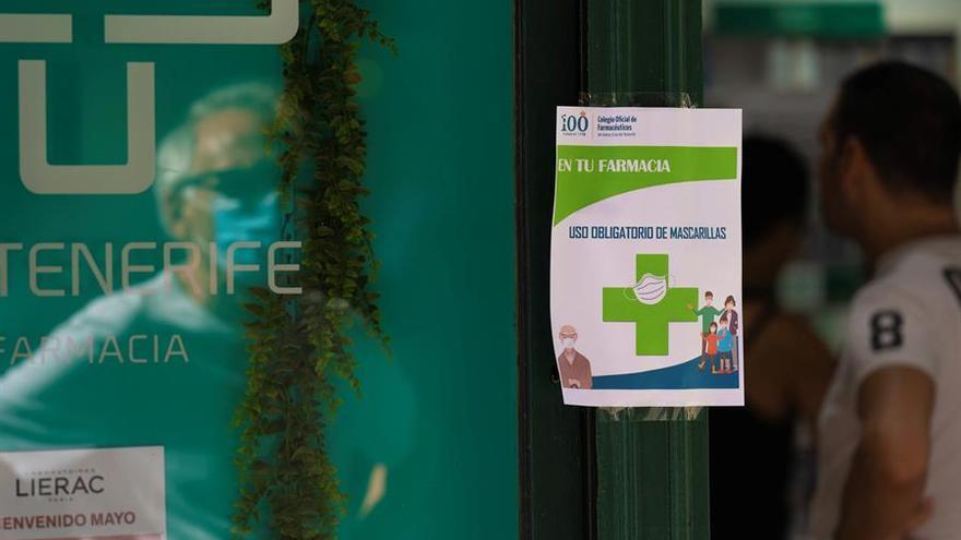 La pandemia no mejora en Tenerife y los últimos datos alimentan un nuevo semáforo rojo para la isla