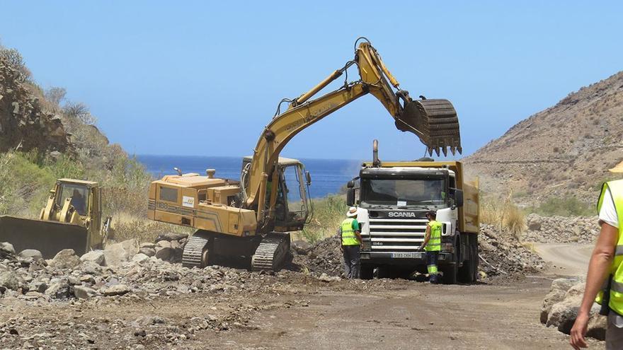 Con las enmiendas aprobadas por el PP y CC, la protección de Veneguera volvía a estar en riesgo. (Canarias Ahora).
