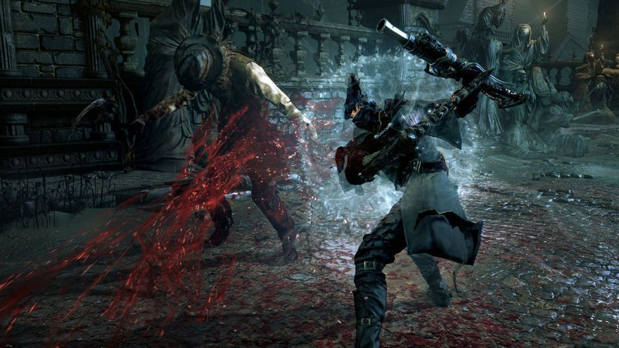 Bloodborne Gamescom 2014