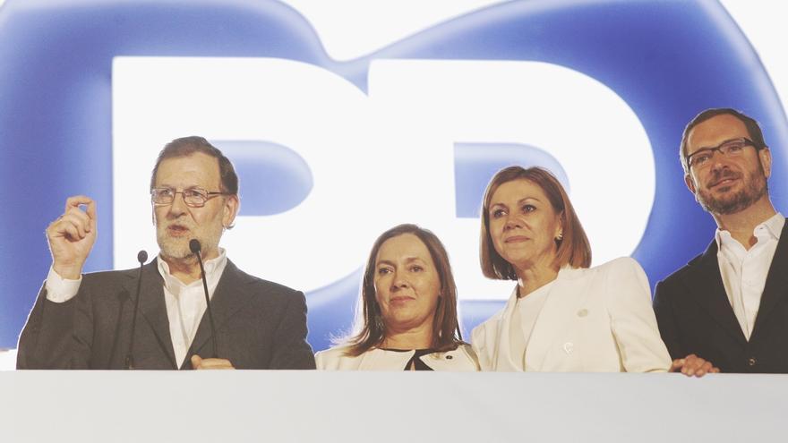 El PP recibe con aflicción su retroceso electoral porque el futuro gobierno es incierto