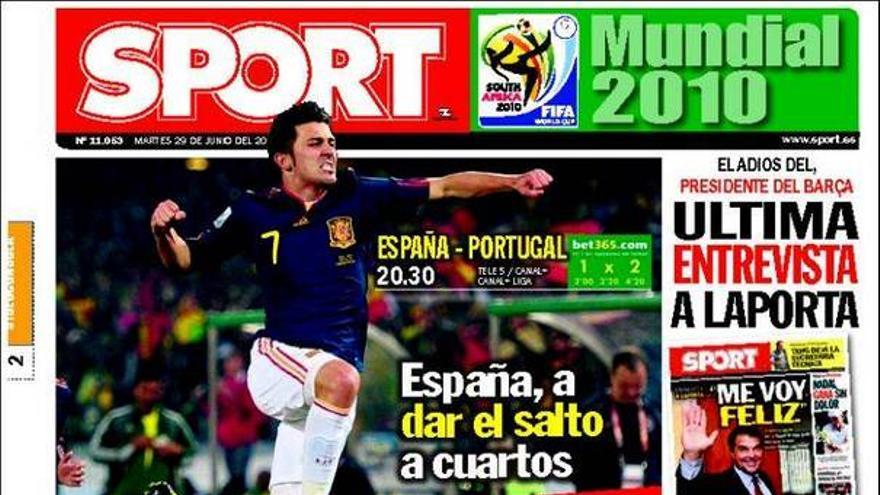 De las portadas del día (29/06/2010) #15