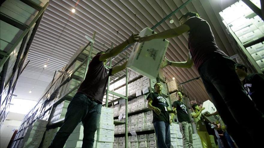 Candidatos apuran la campaña en Honduras y comienza el envío de material electoral