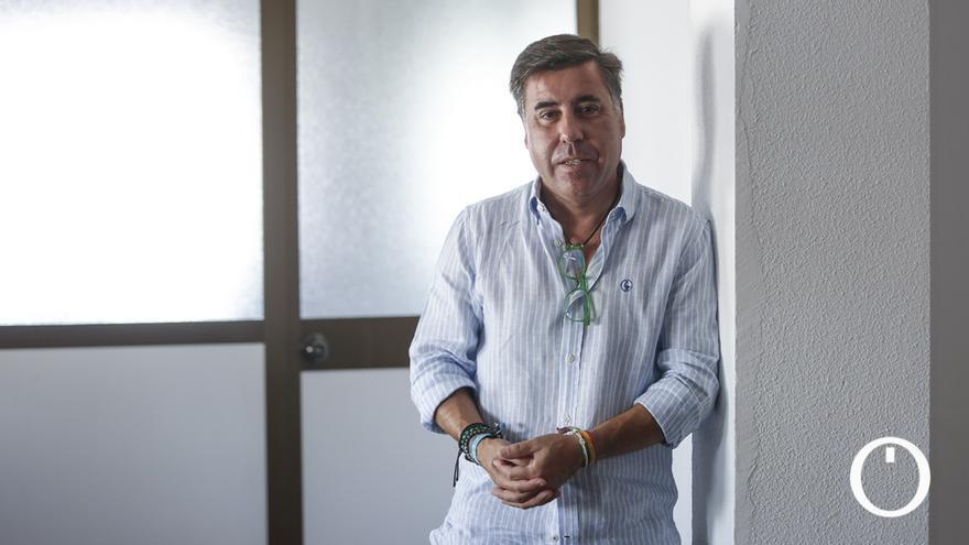 Miguel Ruiz Madruga, alcalde de Encinarejo