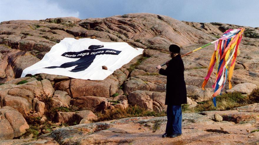 La 'Plataforma contra A Burla Negra' se creó el 25 de noviembre de 2002
