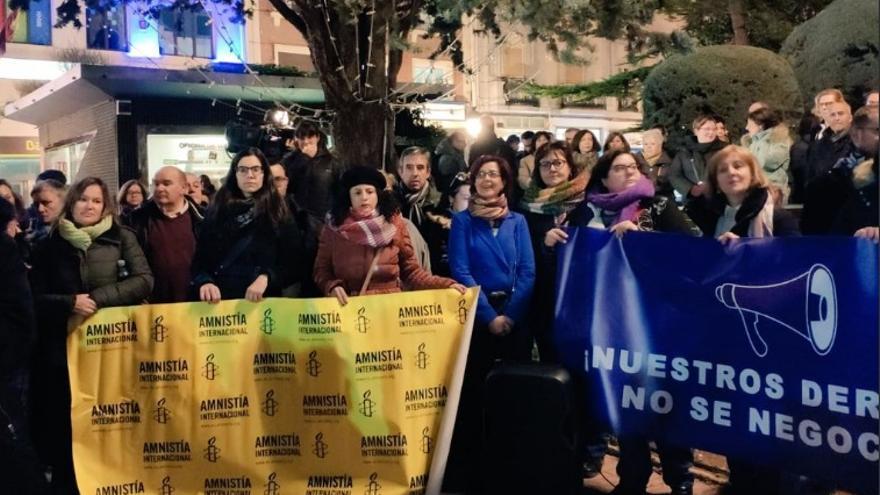 'Ni un paso atrás en igualdad', la indignación con Vox llega a Castilla-La Mancha