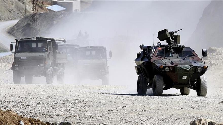 Erdogan asegura que las tropas turcas no se retirarán de Irak