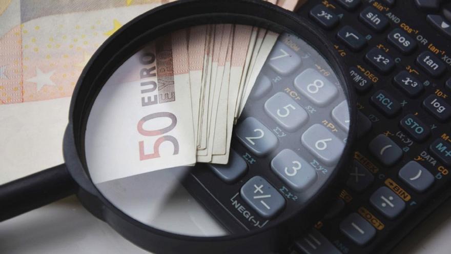 Archivo - Billetes, euros