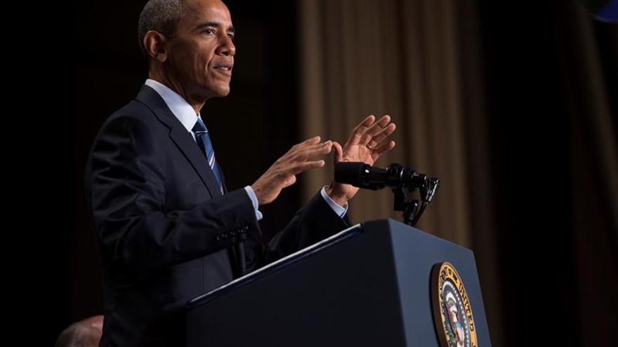 """Obama afirma que clausurar Guantánamo es """"cerrar un capítulo"""" de la historia de EE.UU."""